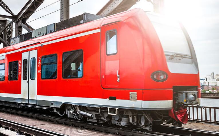 Öffentliche Verkehrsmittel HVV Oberdeck Hamburg