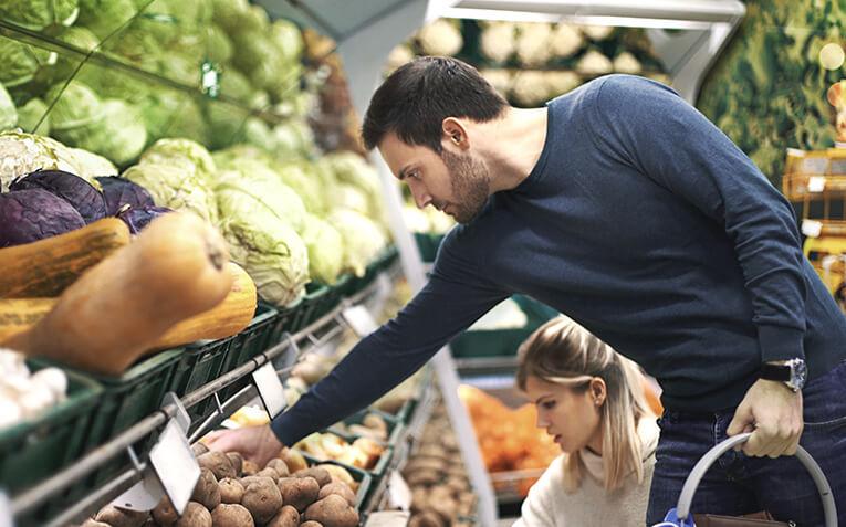 Supermarkt Oberdeck Hamburg